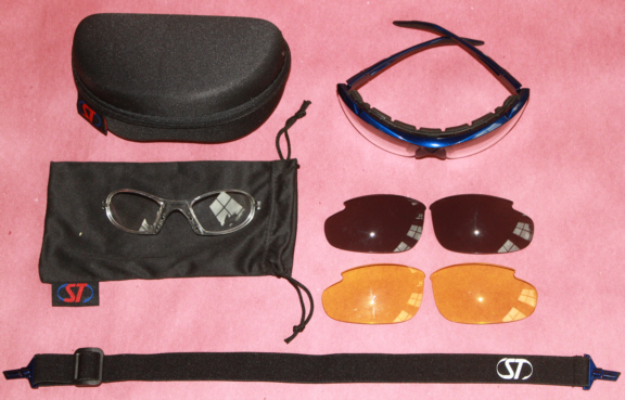 ST Sport Glasses Kit